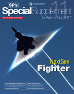 SP's Special Supplement to Aero India 2011