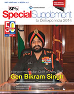 SP's Special Supplement to Defexpo India 2014